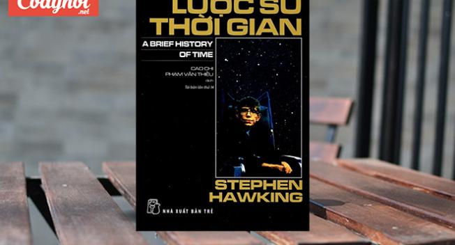 Top 5 cuốn sách hay nhất của nhà vật lý thiên tài Stephen Hawking