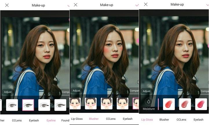 Kết quả hình ảnh cho photowonder bộ lọc