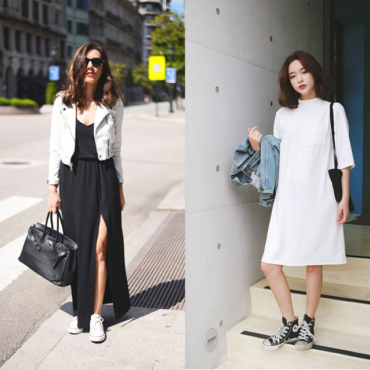 Đón đầu xu hướng hè với 9 tips mix and match sneaker với váy dành cho cô nàng năng động
