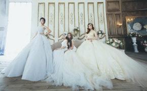 15 bộ váy cưới đẹp lộng lẫy mà bất cứ cô gái nào nhìn thấy đều muốn lấy chồng ngay lập tức
