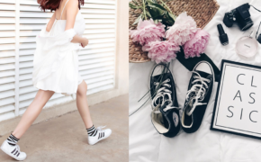 Dù ngoài kia có vô vàn những thiết kế mới, thì phái đẹp vẫn luôn mê mệt 5 đôi sneaker này