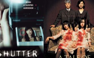 20 bộ phim ma kinh dị Thái Nhật Hàn nên xem một lần trong đời