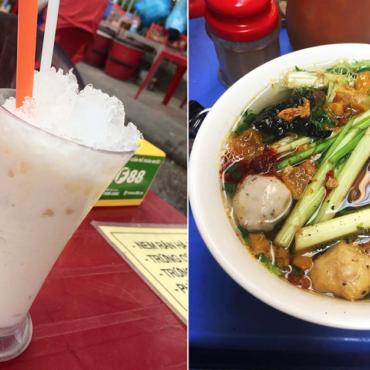 1001 món ăn ngon Hải Phòng phải ăn 1 lần. Ăn, ăn nữa, ăn mãi.