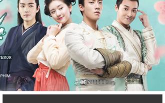 14 bộ phim xuyên không Trung Quốc hay nhất nên xem trong mùa hè này