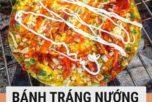 Bỏ túi 1001 quán bánh tráng ngon nhất Hà Nội