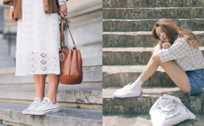 20 đôi sneakers trắng siêu cool có giá dưới 2 triệu, ai cũng nên sở hữu ít nhất một đôi