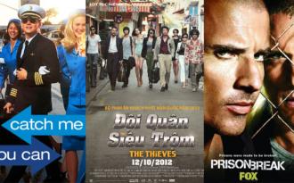Tổng hợp hơn 50 bộ phim đề tài siêu trộm lừa đảo hay nhất mọi thời đại (phần 1)