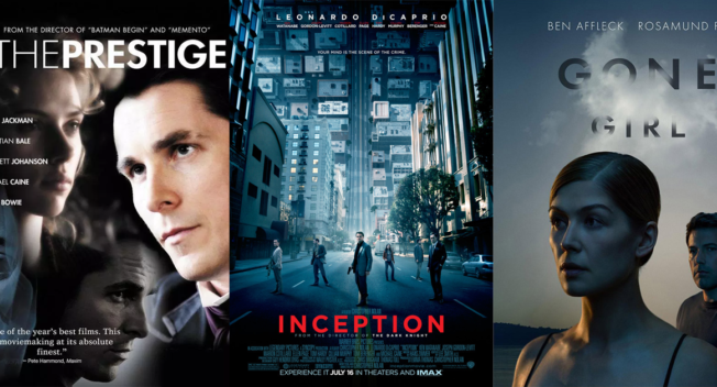 List 60 bộ phim tuyệt tác sẽ khiến IQ của bạn sẽ tăng vọt sau khi xem xong (phần 1)